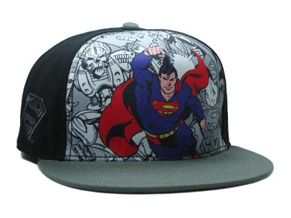 Cartoon Snapback Hat SF-H (15)